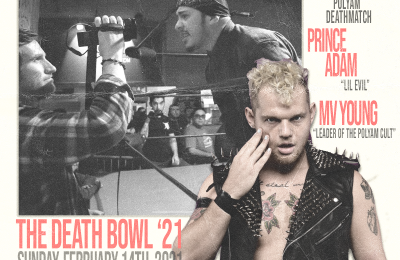 MV Young & Prince Adam confirmed for PolyAm Deathmatch!