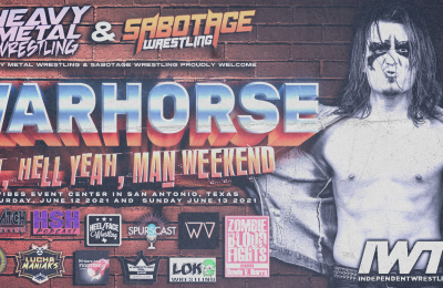 WARHORSE IS COMING TO HEAVY METAL!